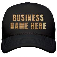Metallic Print Custom Small Business