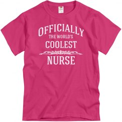 Coolest Nurse