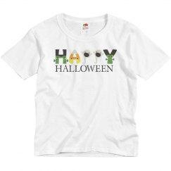Happy Halloween Letters