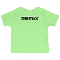 Basic Green Toddler Tee