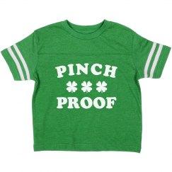 St Patty's Day Pinch Proof