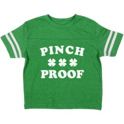 St Patty's Day Pinch Proof