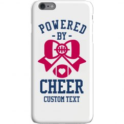 Personalize a Custom Cheer Phone Case