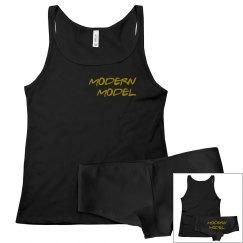 Modern Model Lace Sleepwear Set