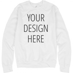 Make Your Own Custom Sweatshirt
