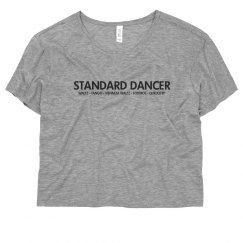 Standard Dancer Ballroom Shirt
