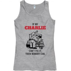 Charlie can fix it!