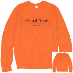 GRR orange unisex sweastshirt