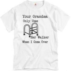 Funny Grandma Shirt