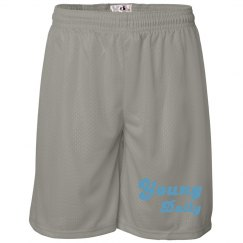 Young Daily Unisex Shorts