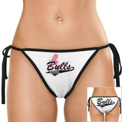 XXXL Bulls Bikini Bottom