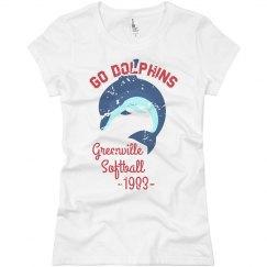 Go Dolphins - 1983