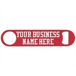 Custom Business Name Opener