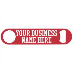 Custom Business Name Opener