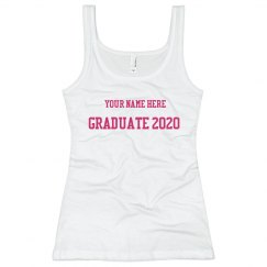 pink tank graduate