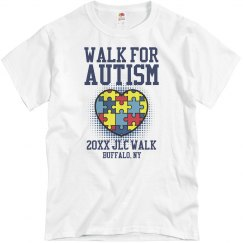 Walk for Autism Shirt