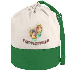 Flipflop Beach Bag