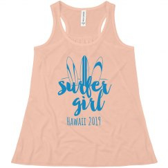 Surfer Girl Shirt