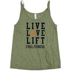 Live Love Lift Tank