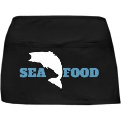Sea food apron