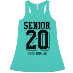 2020 Senior Tank
