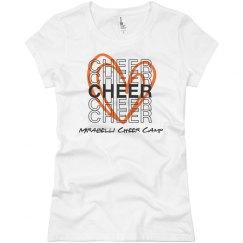 ladies cheer camp 19