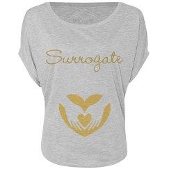 Surrogate Belly Shirt