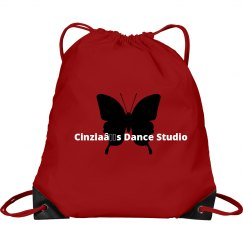 Cinzia's Dance Studio Draw String Bag