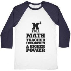 Higher Power Of Math
