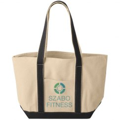 SF Canvas Tote