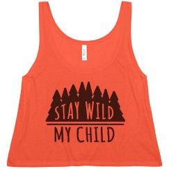 Stay Wild Tank