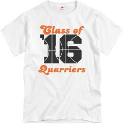 Class of '16 Tee