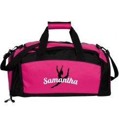 Samantha dance bag