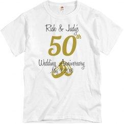 Rick & Judy's Anniversary Tee