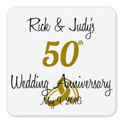 Rick & Judy's Anniversary Mag