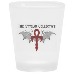 Stygian Collective Shot Glass