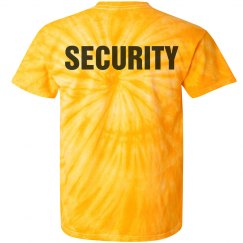 Security Back Print