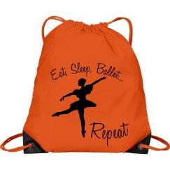 Eat, Sleep, Ballet...Repeat