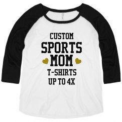 Custom SportS Mom