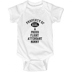 Flight Attendant Mommy