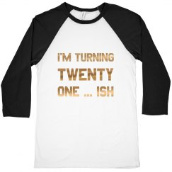 Metallic Turning Twenty One ... Ish