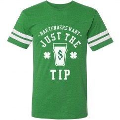 Funny Irish Just The Tip