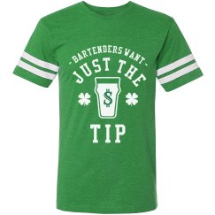 Funny Irish Just The Tip