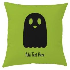 Custom Halloween Ghost Add Name