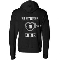 Partners in Crime Sweatshirt