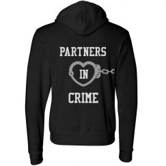 Partners in Crime Sweatshirt