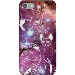 Galaxy Cat Constellations