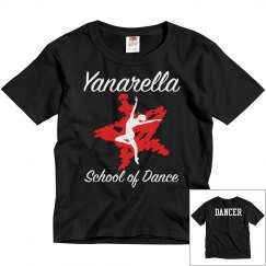 Yanarella Youth Tee