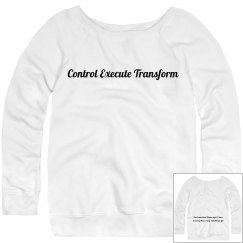 Control Execute Transform slouchy Bella