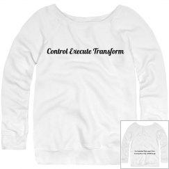 Control Execute Transform slouchy Bella